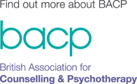 Counselling Children. BACP-logo